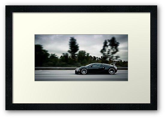 Bugatti Veyron Super Sport -  by Mo Satarzadeh