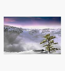 Whistler Frontiers Photographic Print