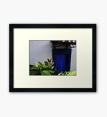 Tropical Calours And Plants - Colores Y Plantas Tropicales Framed Print