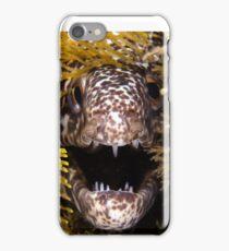 Moray Fangs iPhone Case/Skin