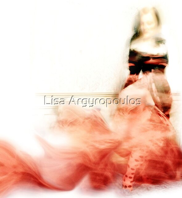 Lady Rose... by Lisa Argyropoulos