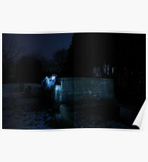 Ghostly Yampy Poster