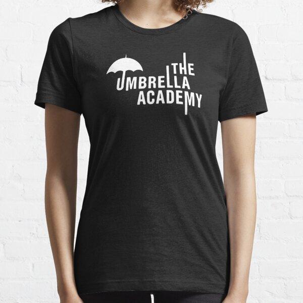 La academia paraguas Camiseta esencial
