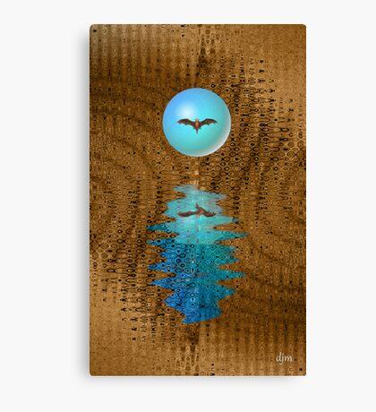 Subtle Vibration Canvas Print