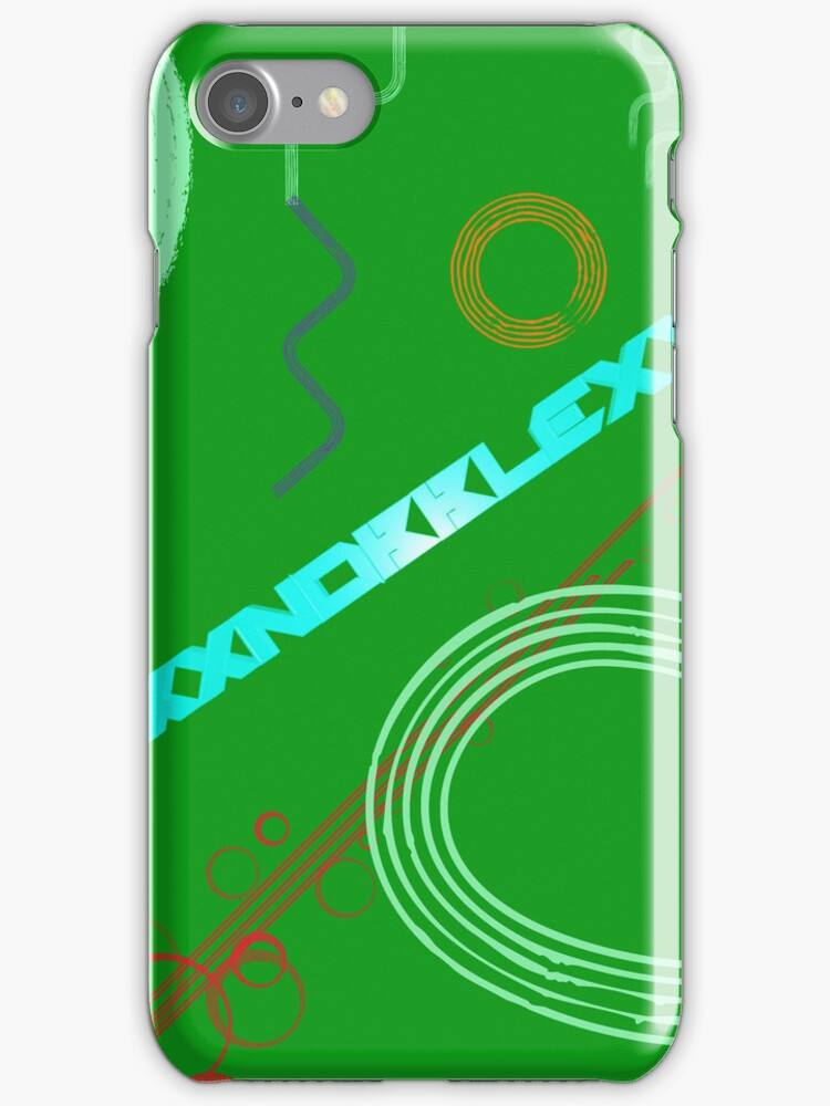 xXNobbleXx Iphone Cover by Nobble