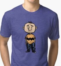 Chuck Brown Tri-blend T-Shirt