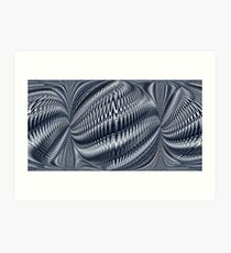 Wave Form Generator Art Print