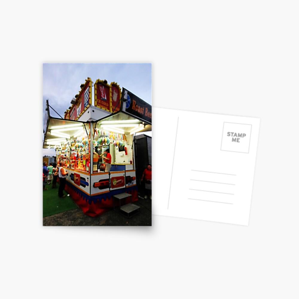 Moruya Rodeo New Years Day  Postcard