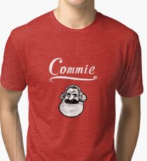 Commie Tri-blend T-Shirt