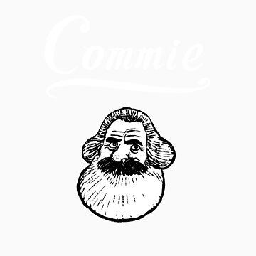 Commie by dylanhorrocks