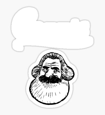 Commie Sticker