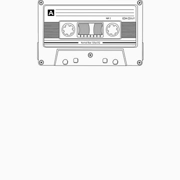 Cassette by jphphotography