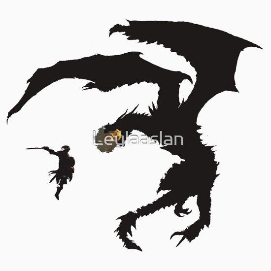 TShirtGifter presents: Hunting Dragons
