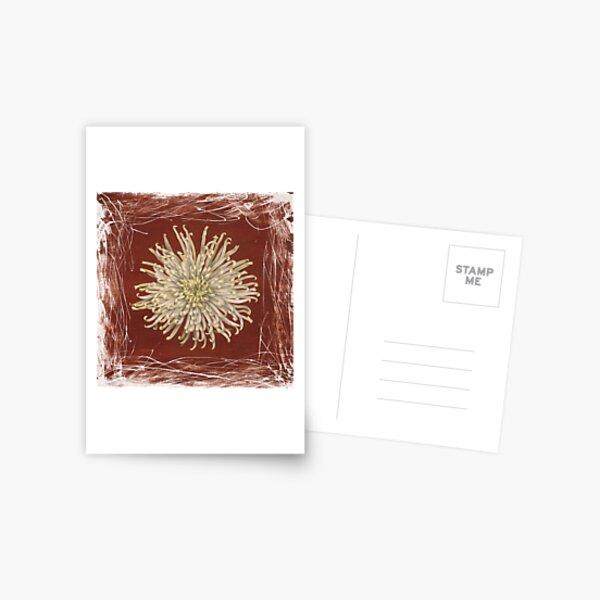 Red Mum Postcard