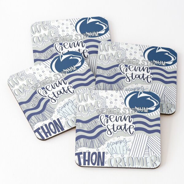 We Are! Coasters (Set of 4)