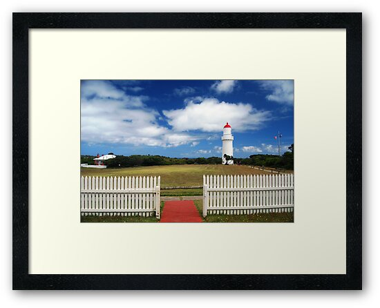 Lighthouse by Natalie Cooper
