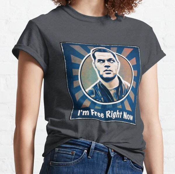 Amos I'm Free Right Now Classic T-Shirt