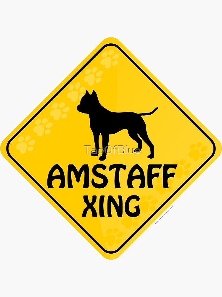 Amstaff Xing by TaoOfBlue