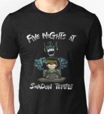 Legend Of Zelda - Five Nights At Shadow Temple T-Shirt