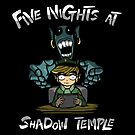 Legend Of Zelda - Five Nights At Shadow Temple by Seignemartin