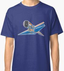 Cyberpunk Battle Cars Classic T-Shirt