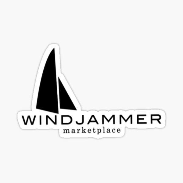 Royal Caribbean Windjammer Marketplace sticker  Sticker