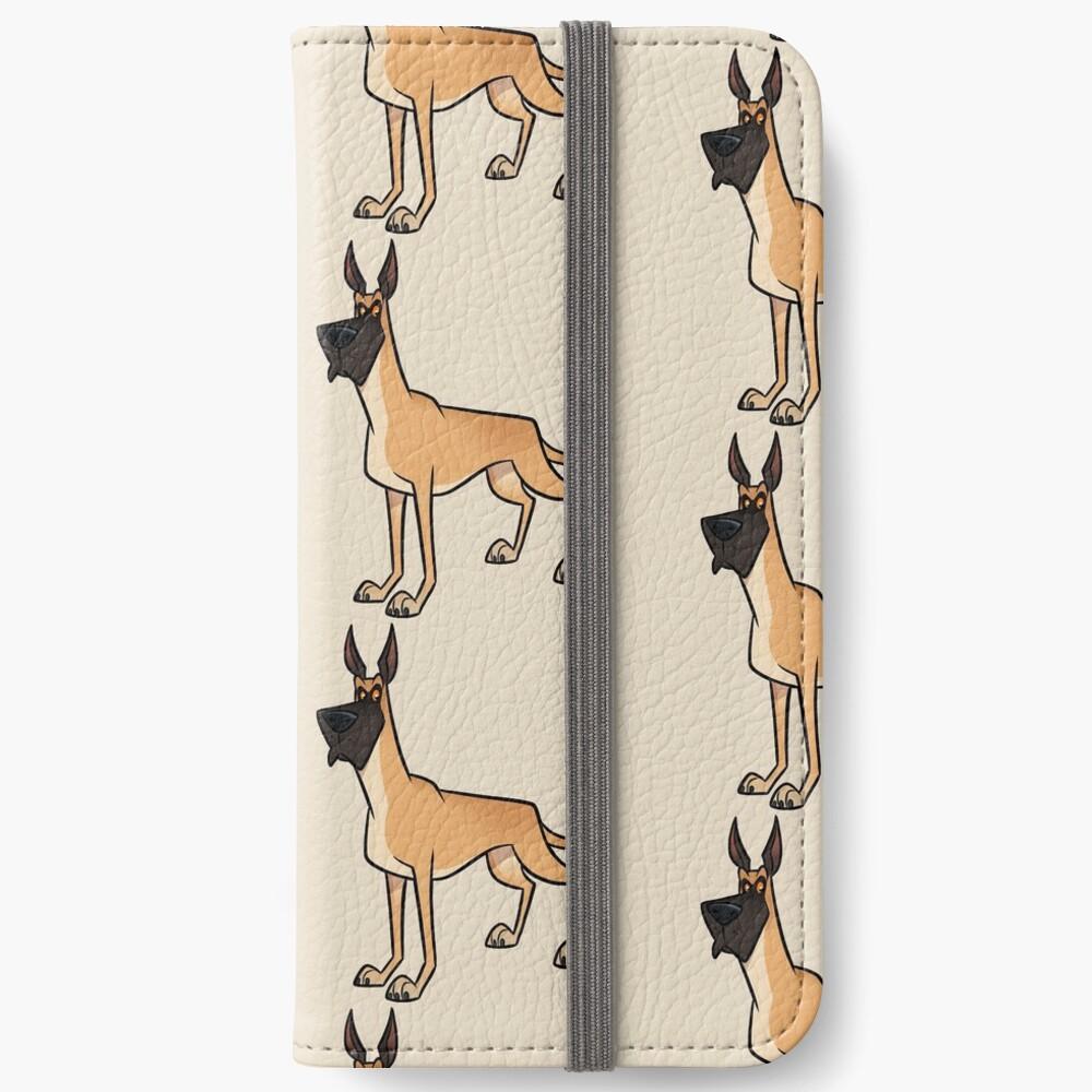 Great Dane iPhone Wallet