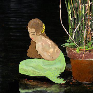 The Little Mermaid by posyrosie