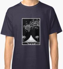 Comet over Taranaki Classic T-Shirt