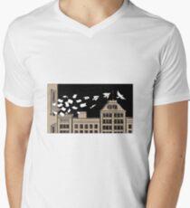 Paper Birds Men's V-Neck T-Shirt