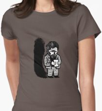 Michael Ondaatje Women's Fitted T-Shirt