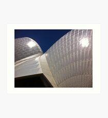 Sydney Opera House Abstract #2 Art Print