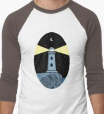 The Lighthouse Men's Baseball ¾ T-Shirt