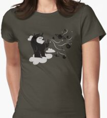 Universal Fun Womens Fitted T-Shirt