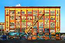 Five Pointz Graffiti Building: Queens, NYC by brotherbrain
