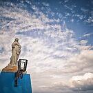 Madonna, Malta by Chris Muscat