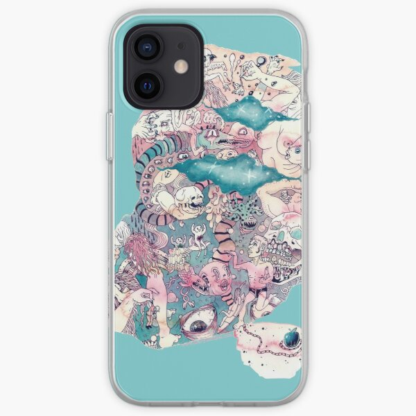 The Cosmic Serpent iPhone Soft Case