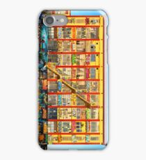 Five Pointz Graffiti Building: Queens, NYC iPhone Case/Skin