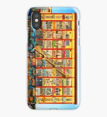 Five Pointz Graffiti Building: Queens, NYC iPhone Case