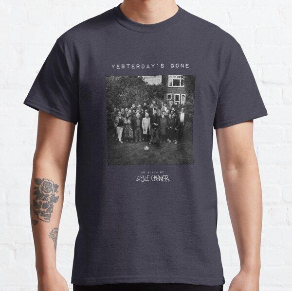 Loyle Carner Yesterdays Gone Classic T-Shirt