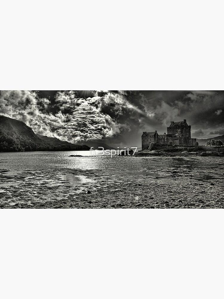 Eilean Donan Castle-Scotland. by fr3spirit7