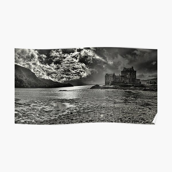 Eilean Donan Castle-Scotland. Poster