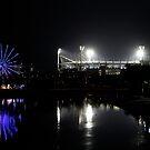 Ferris Wheel at the Night Game by Stephen Monro