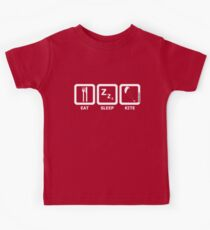 Eat Sleep Kite Kids Clothes