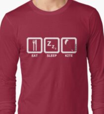 Eat Sleep Kite T-Shirt