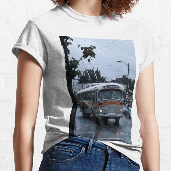 #9 bus, 1976 Classic T-Shirt