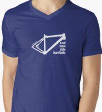 Hardtails Men's V-Neck T-Shirt