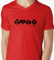Kite Cards Men's V-Neck T-Shirt