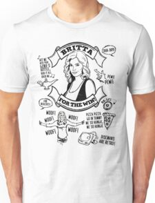 Britta For the Win T-Shirt