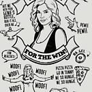 Britta For the Win by Tom Trager